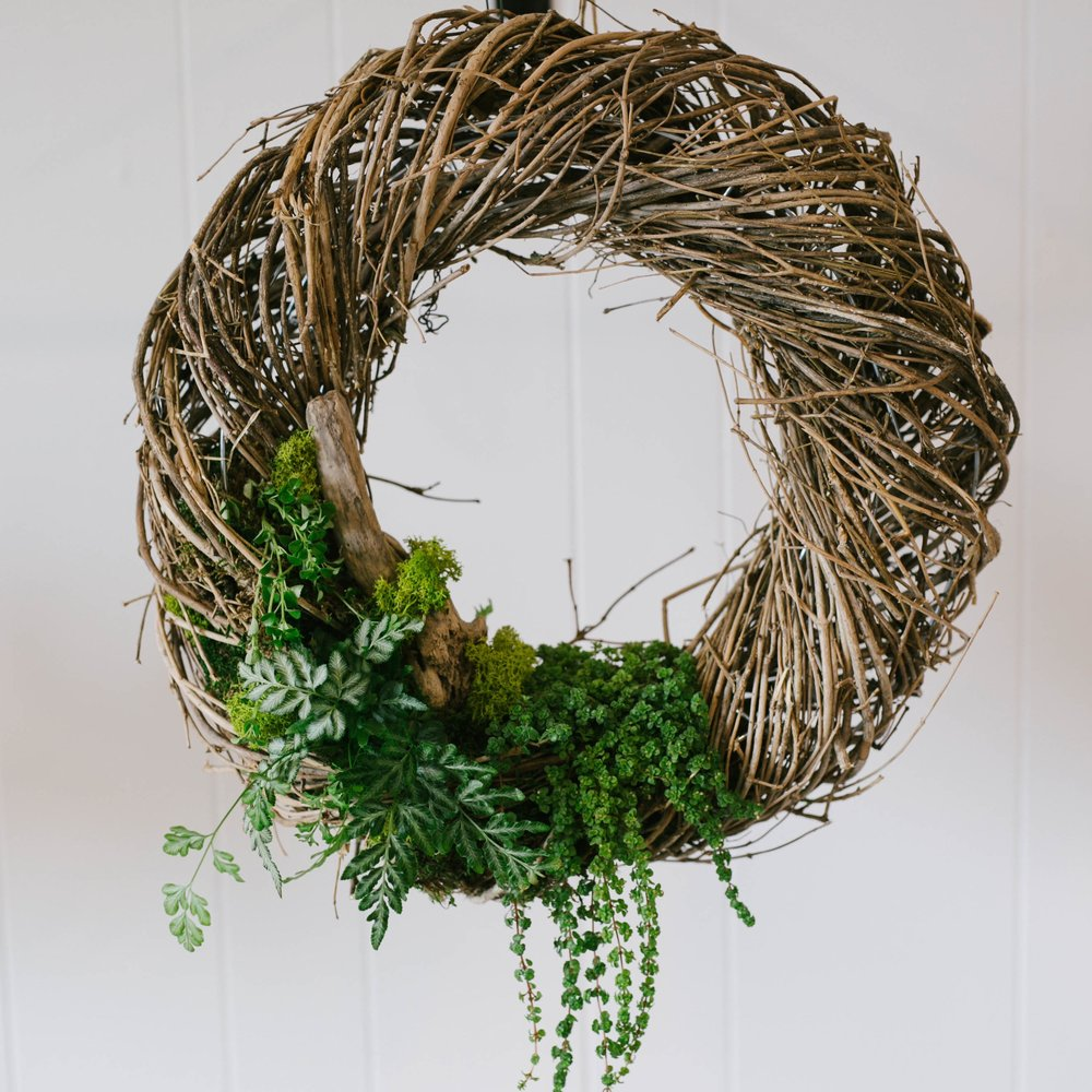 SEASONAL WREATHS -
