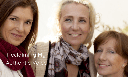 Reclaiming My Authentic Voice: Monthly Sophia Women's Circle