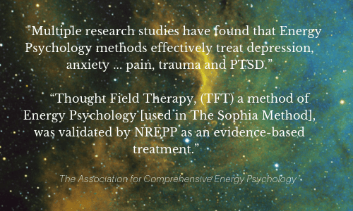 Research has found the Energy Psychology methods effectively treat trauma & PTSD. min