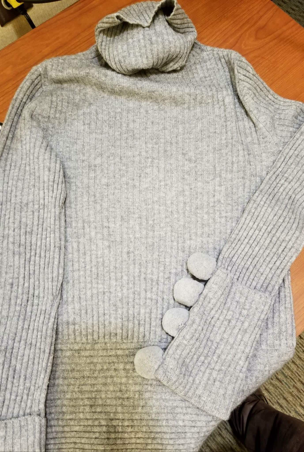 - Mona Williams Sweater