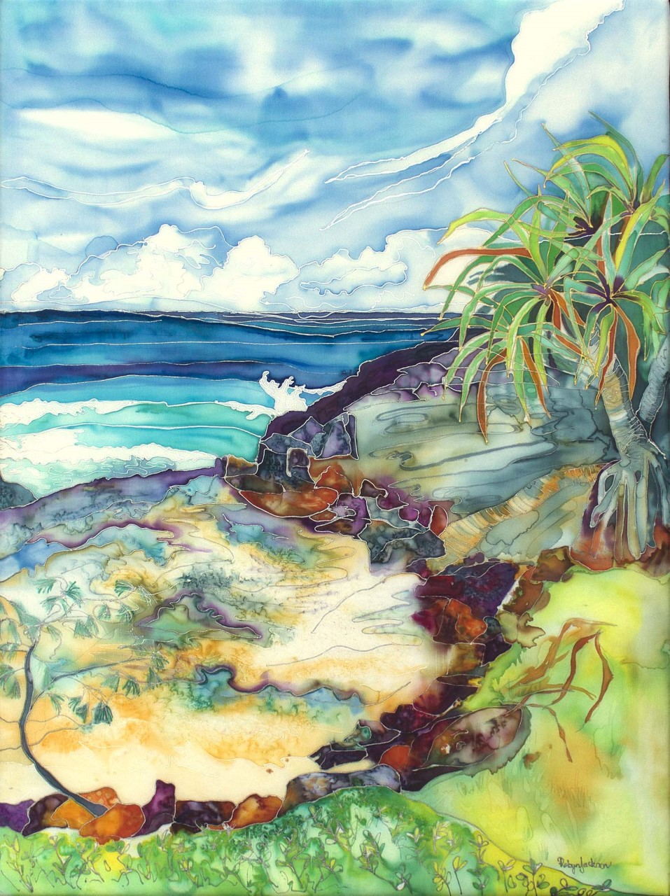 Rocky Shores by Robyn Jackson