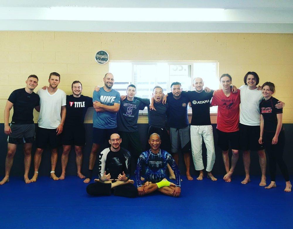 Adult Jiu Jitsu - Class information