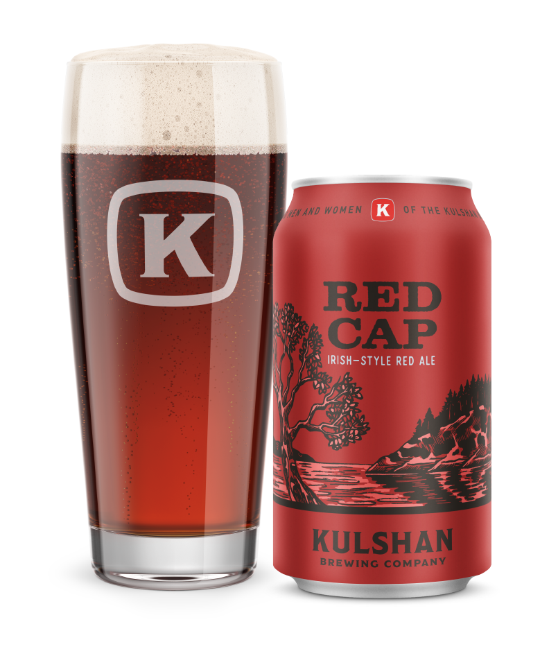 kulshan red cap irish red ale
