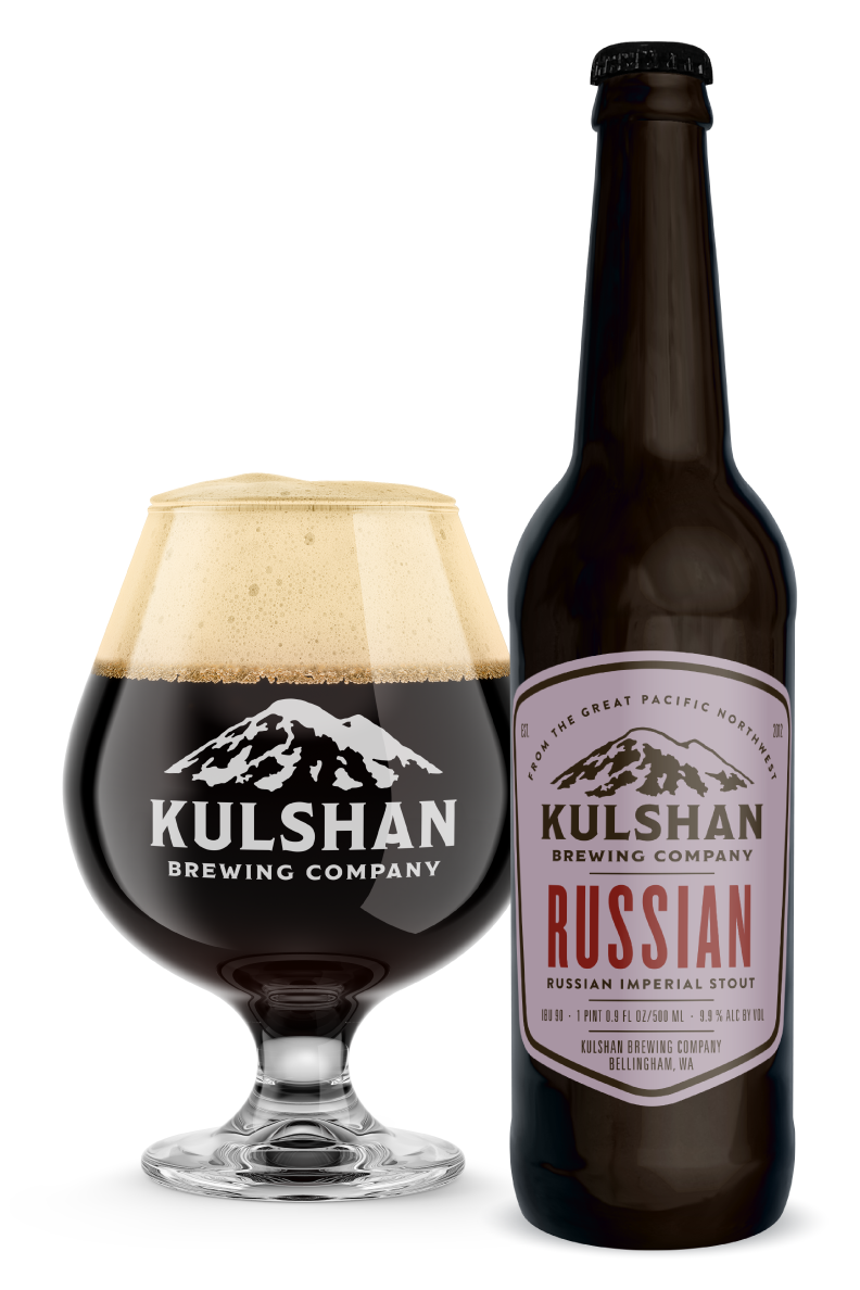 Kulshan Russian Imperial Stout