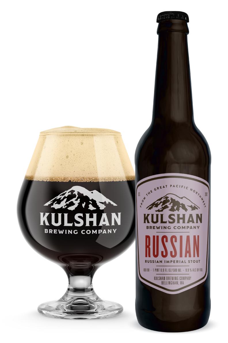 Kulshan Russian Imperial Stout