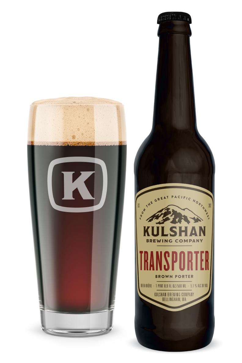 kulshan transporter brown porter