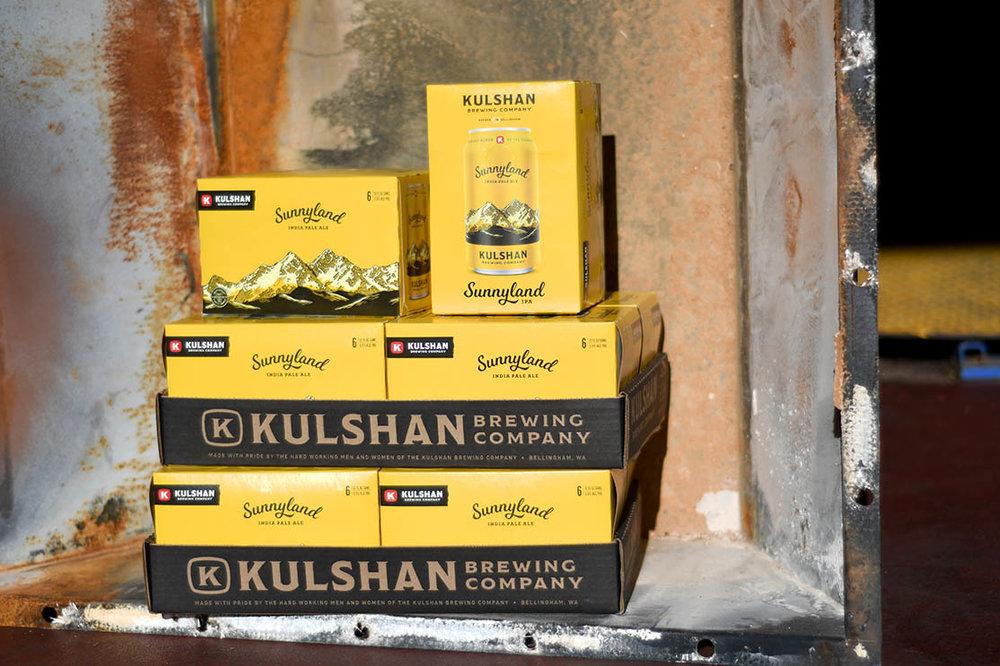 Kulshan Brewing Sunnyland IPA