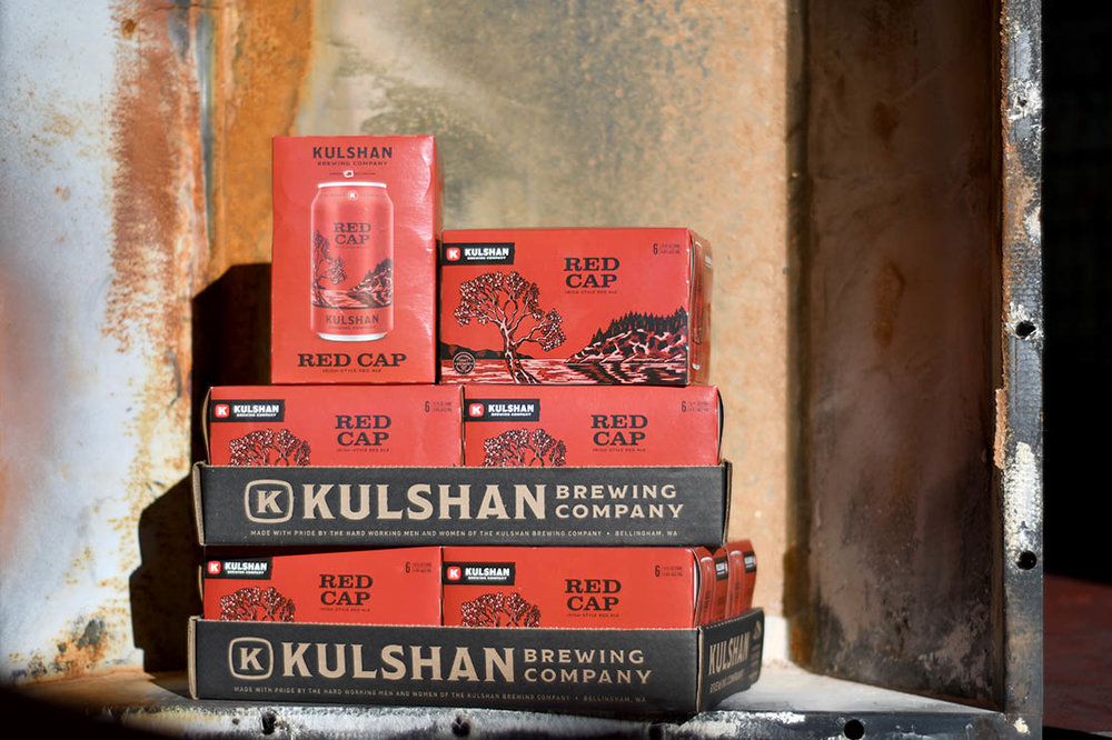 Kulshan Brewing Red Cap