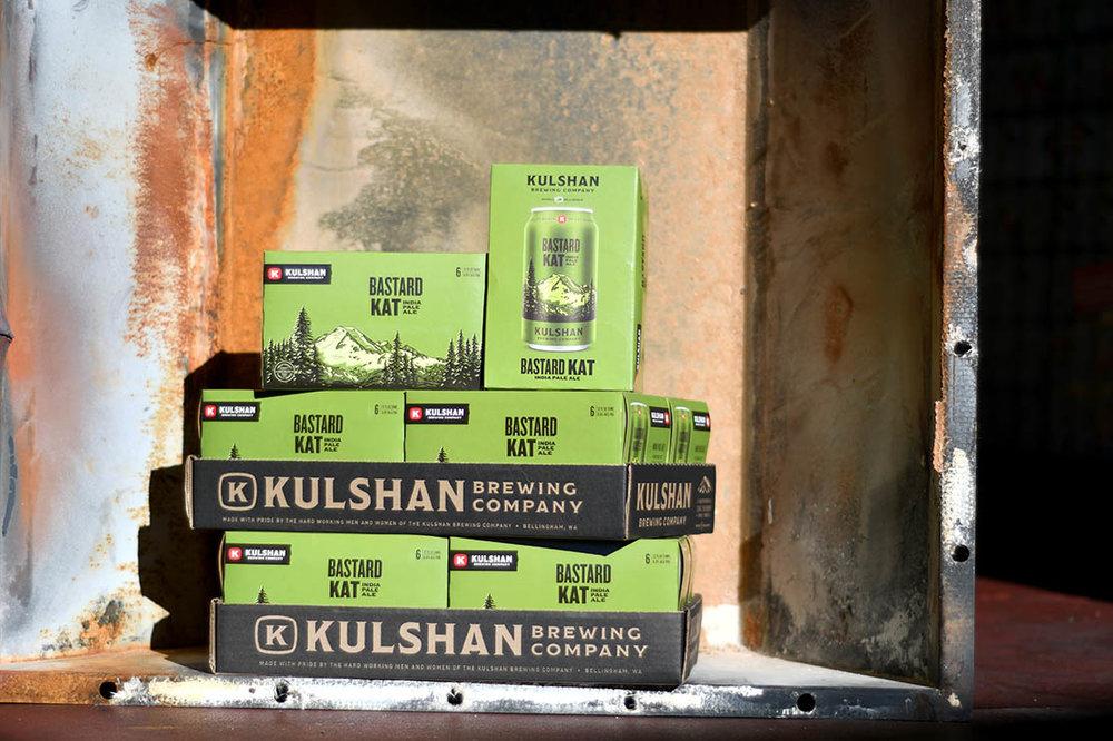 Kulshan Brewing Bastard Kat