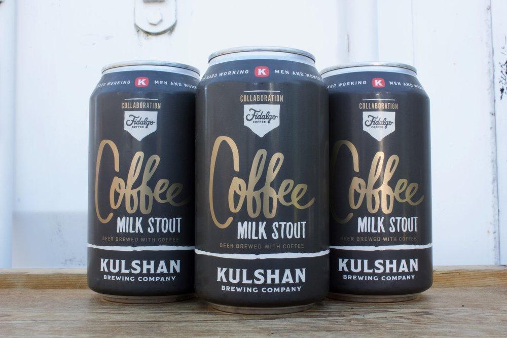 Kulshan Brewing Coffee Milk Stout
