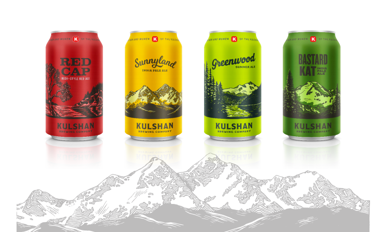 Kulshan Brewing Beer Lineup