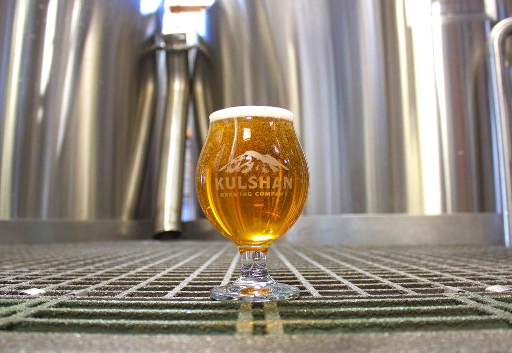 Kulshan Brewing Brett Saison