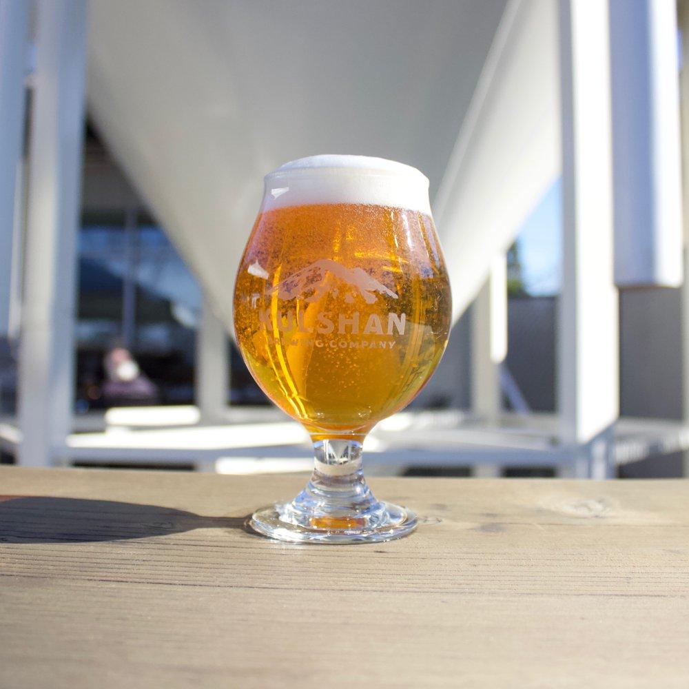 Kulshan Brewing Co. Migration Belgian-Style Tripel