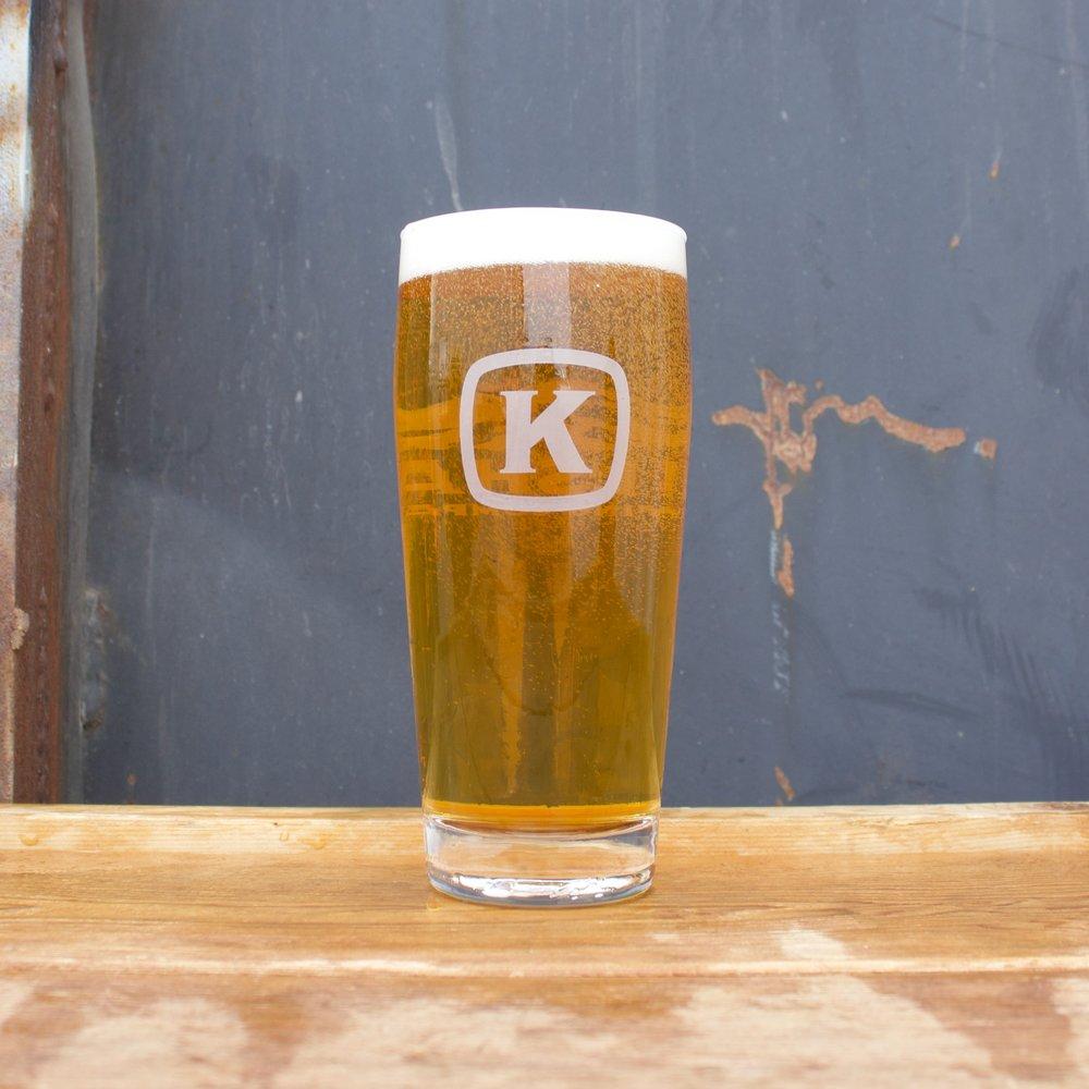 Kulshan Brewing's Westfalen Exportbier