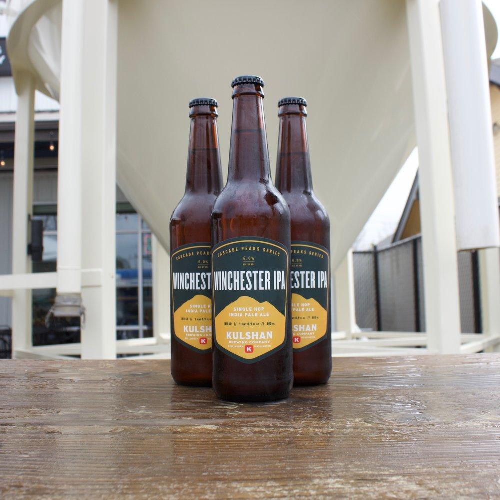Kulshan Brewing's Winchester IPA