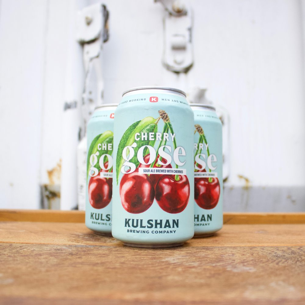 Cherry Gose from Kulshan Brewing Co.