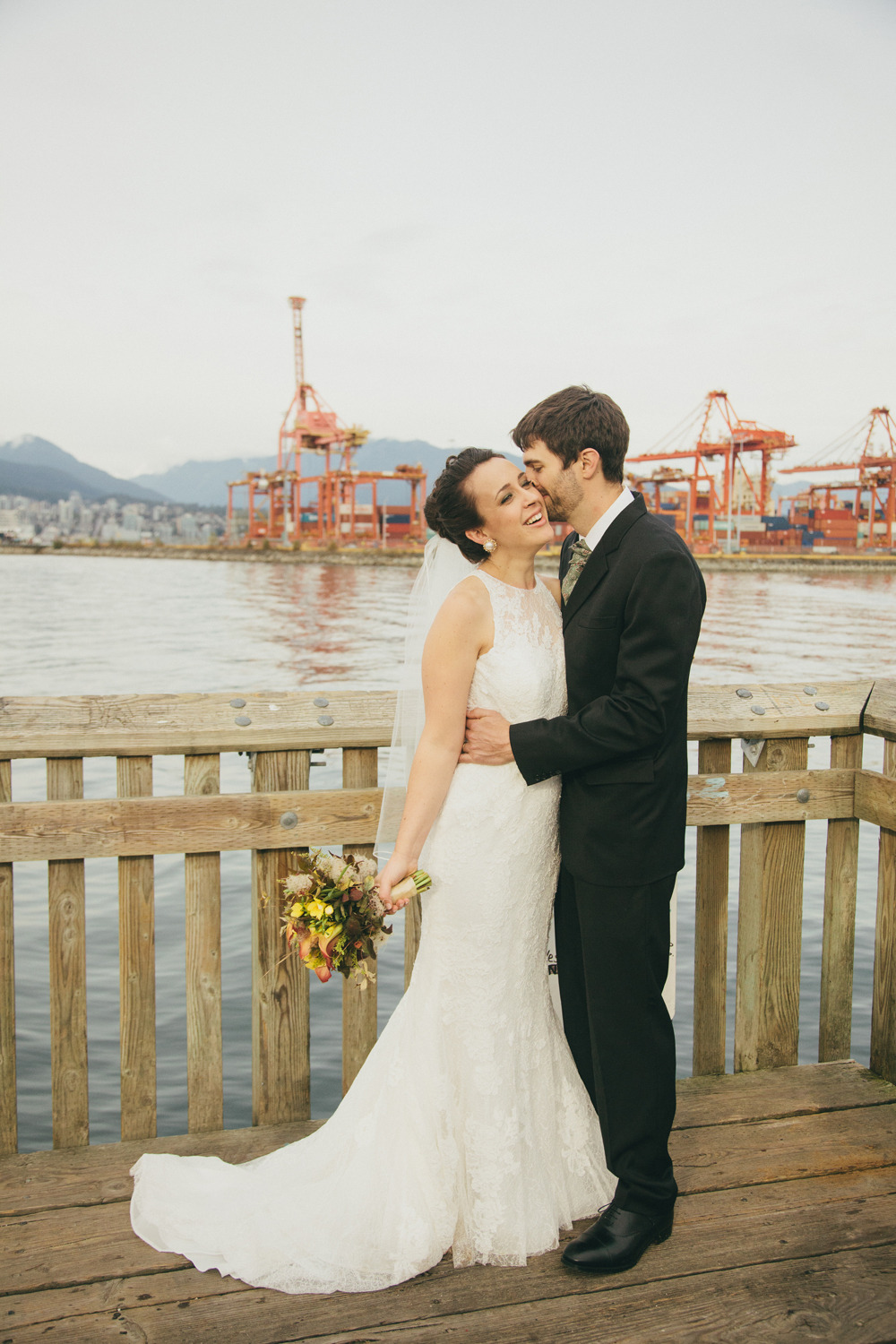 Working on photos of these two beauties. Remember when it wasn't raining in Vancouver? <3