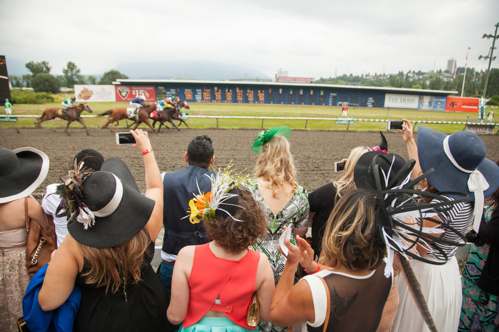 I've started doing some work for   BC Living   and recently covered the Deighton Cup festivities. Check out  the photo gallery (esp. the hats and fasteners) by clicking HERE.