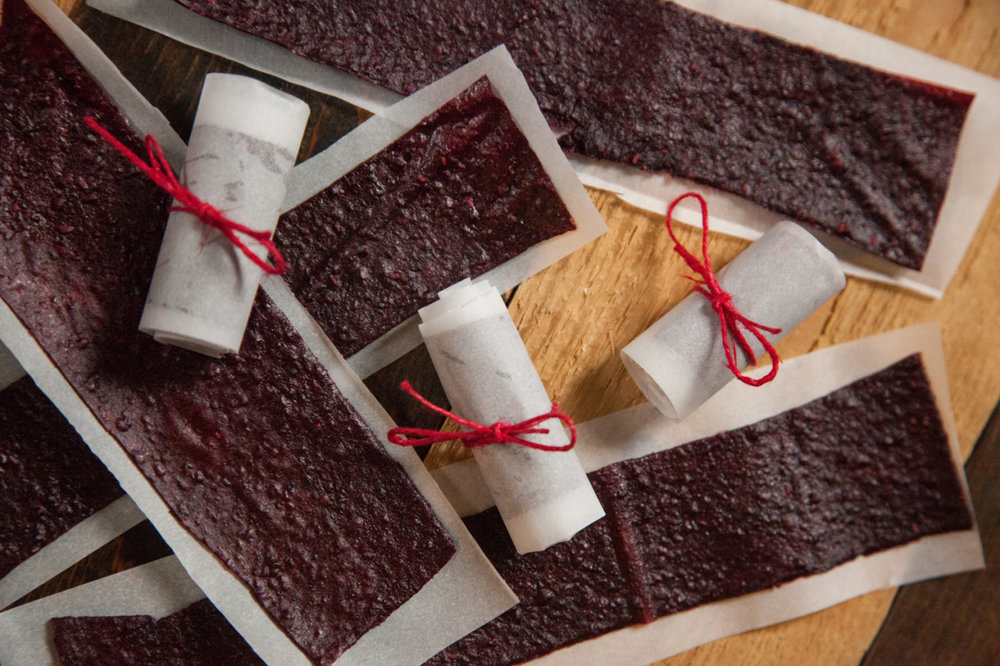 "Tasty Tuesday on Barre Fitness ""Fruit Leather"" (aka homemade fruit rollups!)   Recipe on the blog!"