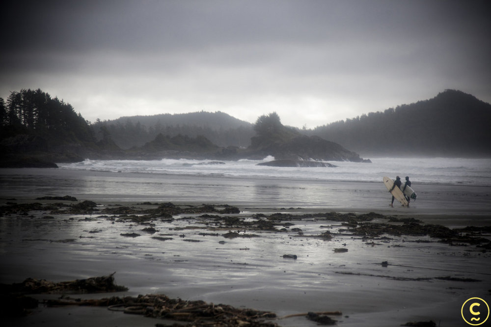"Know what is beautiful and inspiring? Tofino.   I spent the entire weekend there during the Queen Of The Peak tournament, and it was so hard to leave.  Working on a few ""Super Neighbours"" posts for Vancouver Is Awesome…will report back with more photos when those are done."