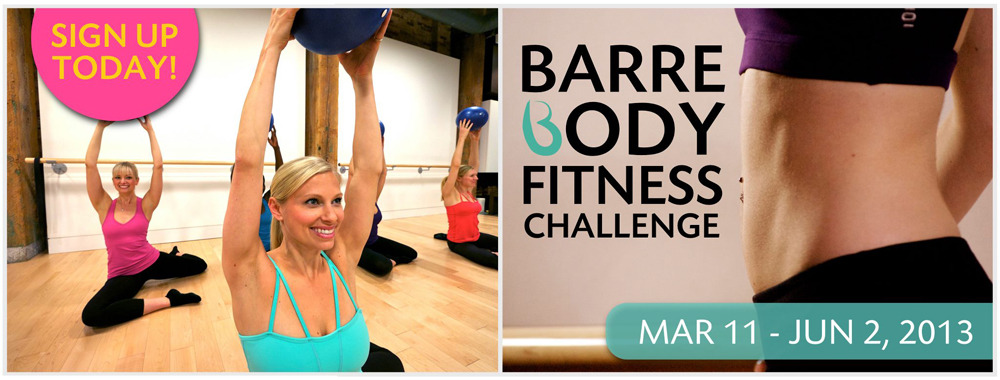 I'm taking the Barre Body Fitness Challenge!     36 classes in 90 days -  and I'm blogging every week on Vancouver Is Awesome .   Here is my first one about the different classes that Barre offers …next week I'm talking smoothies…because my new blender just came in the mail!