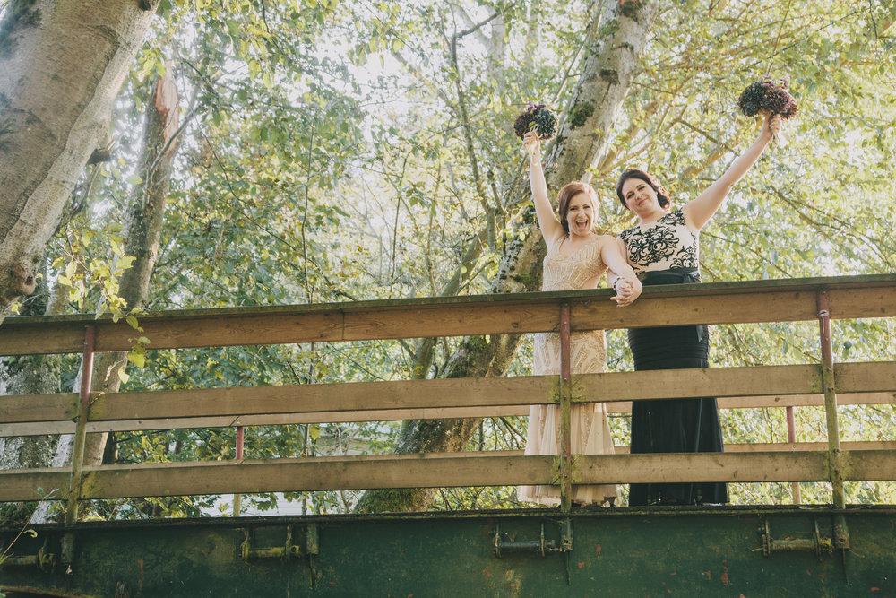Courtney & Richelle
