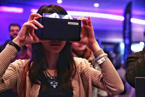 photo credit: juan tan kwon Google Virtual Reality Expeditions