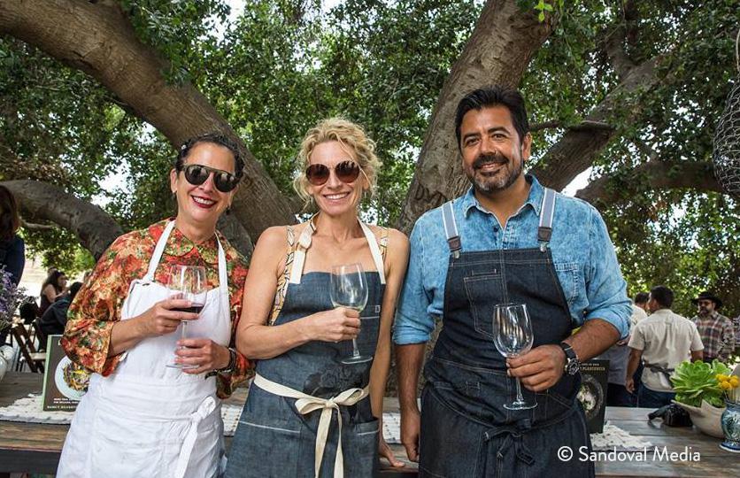 Your Hosts - Nancy Silverton | Carolynn Carreño | Chef Javier Plascencia