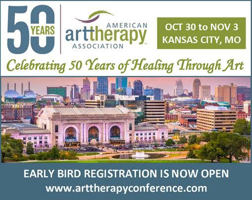 Registration is now open for the 49th Annual Conference of the American Art Therapy Association, in Miami Florida! Click through for more information.