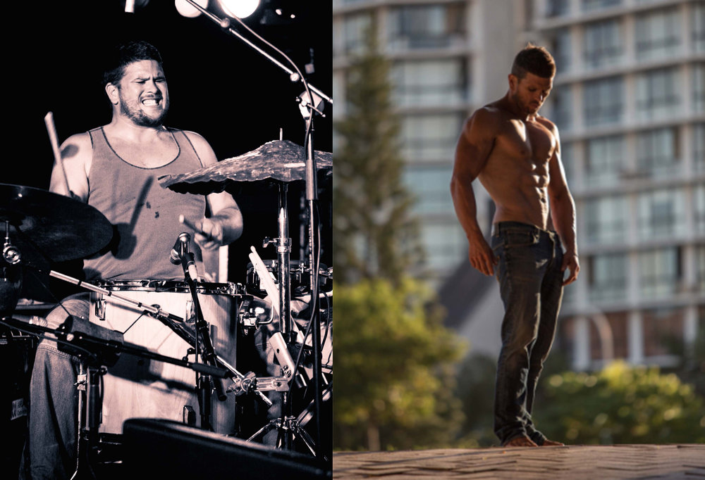 Benny Owen - 3 years of dedication, focus and healthy choices