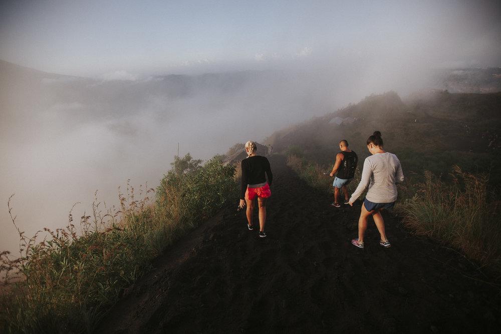 Sunrise Hike Mount Batur