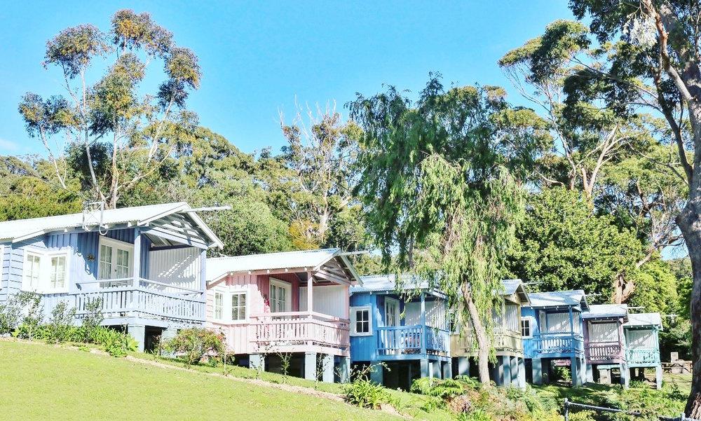 Hyams Beach Seaside Cottages
