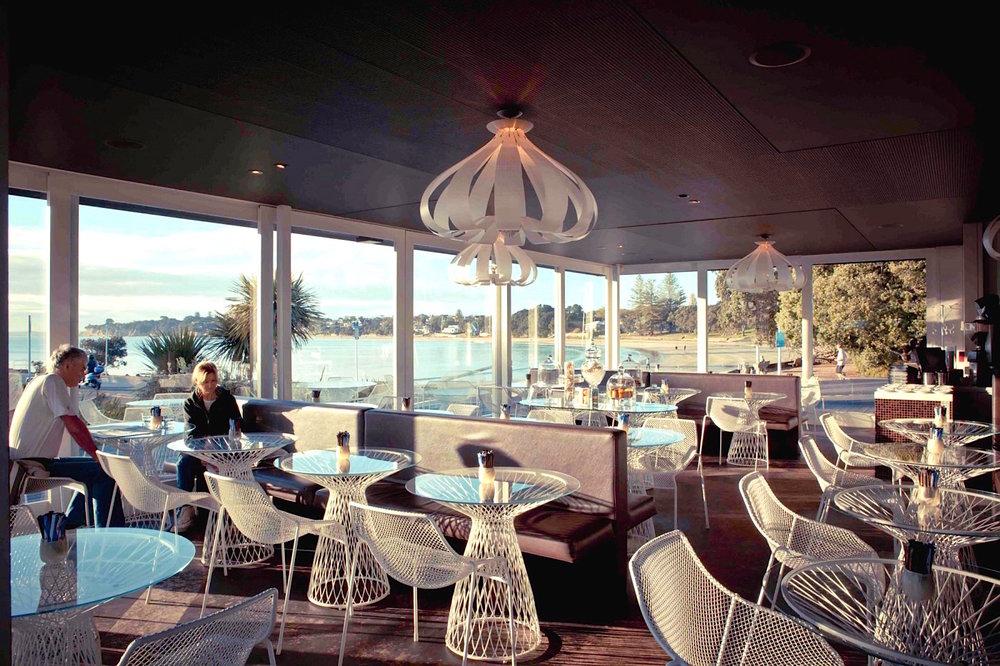 Takapuna Beach Café