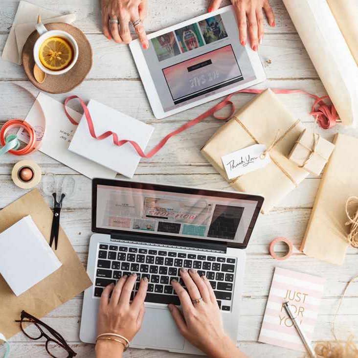 - Digital Marketing Strategy - -