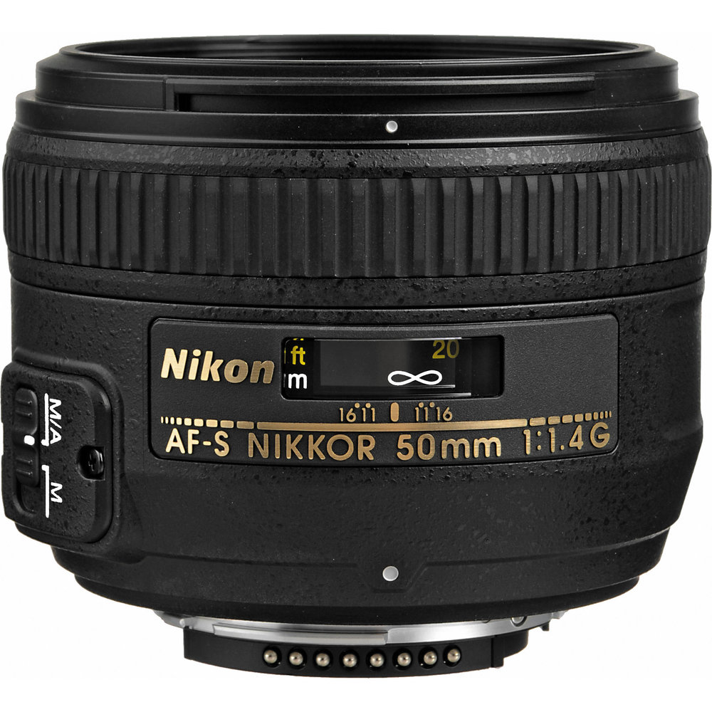 Nikon AF-S 50mm f1.4 - This is my go to lens for my photography! It is beautiful for portraits and family photos. This lens has a beautiful blurred effect since it is a 1.4! I do not use this on my personal instagram because I like to give that a fun and in-the-moment feel. This lens makes photos look EXTREMELY proffesional. Any of you aspiring photogs out there... you NEED this lens! And best part... you can get for around $300-$400! Shop it here: Nikon AF-S FX NIKKOR 50mm f/1.4G Lens with Auto Focus for Nikon DSLR Cameras
