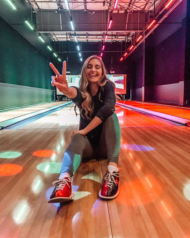 Stay in your lane🎳😉