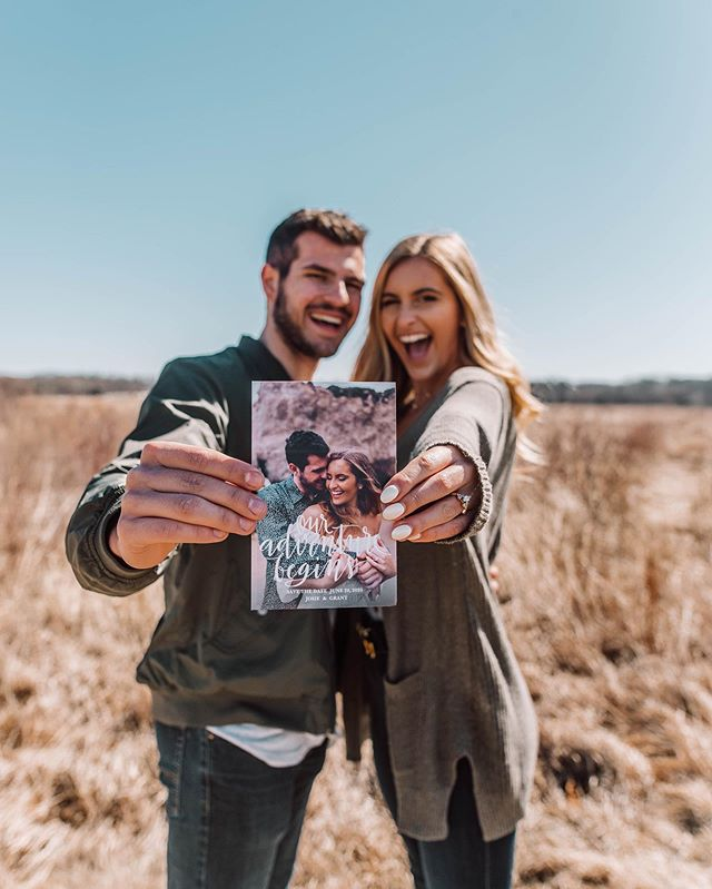 GIVEAWAY! In honor of our wedding, Grant & I are giving away a $250 giftcard to @vistaprint for you to use on any of their products for your wedding! Here is how you can enter: -Make sure you are following me (@josie_sanders) and @vistaprint -Like this photo -Tag two friends in the comments and tell us why you would love to win! BONUS ENTRY: -Share this post on your stories! Giveaway will end on Friday April 12th and winner will be announced on my stories! Goodluck! #VistaprintWedding #ad