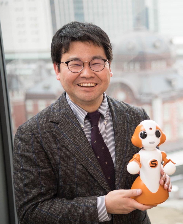 白坂 一 / Hajime SHIRASAKA  ゴールドアイピー代表取締役社長 / GoldIP (CEO)