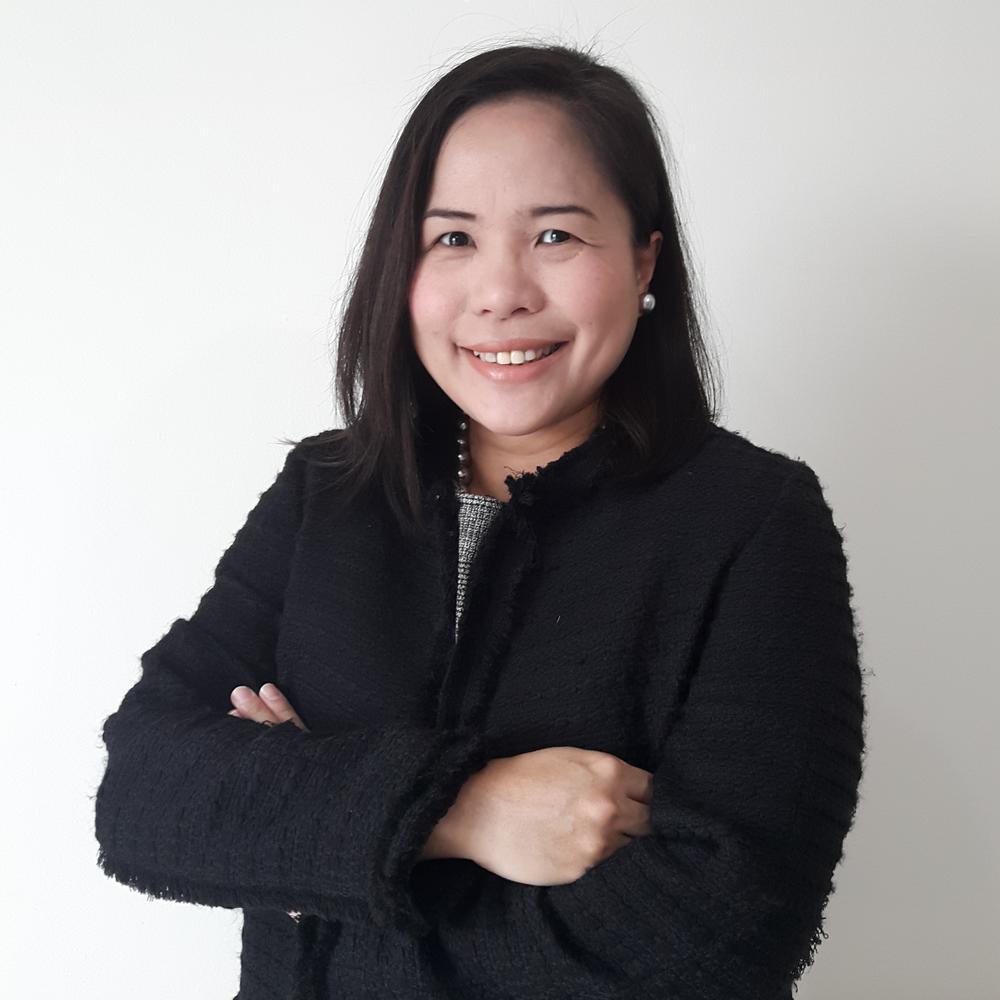 アビゲイル・ホープ・セッラーノ / Abigail Hope Serrano  SCGリーガルカウンセル 上級マネジャー / SCG Legal Counsel (Senior Manager)