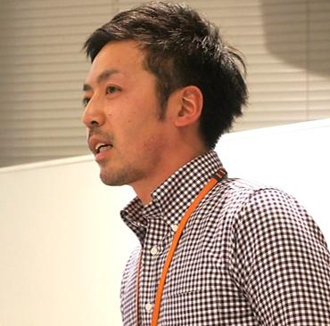 清水 希 / Nozomu SHIMIZU うるる NJSS事業部部長 ULURU (Manager, NJSS Department)