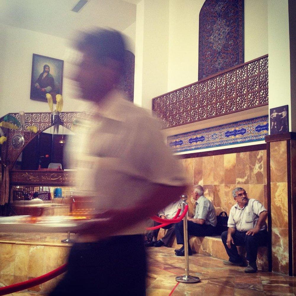 #Iran | Day 25