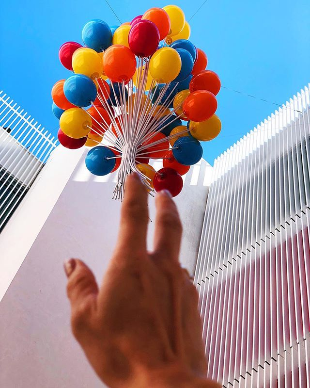 Reach for your goals 🎈#polisheddigital