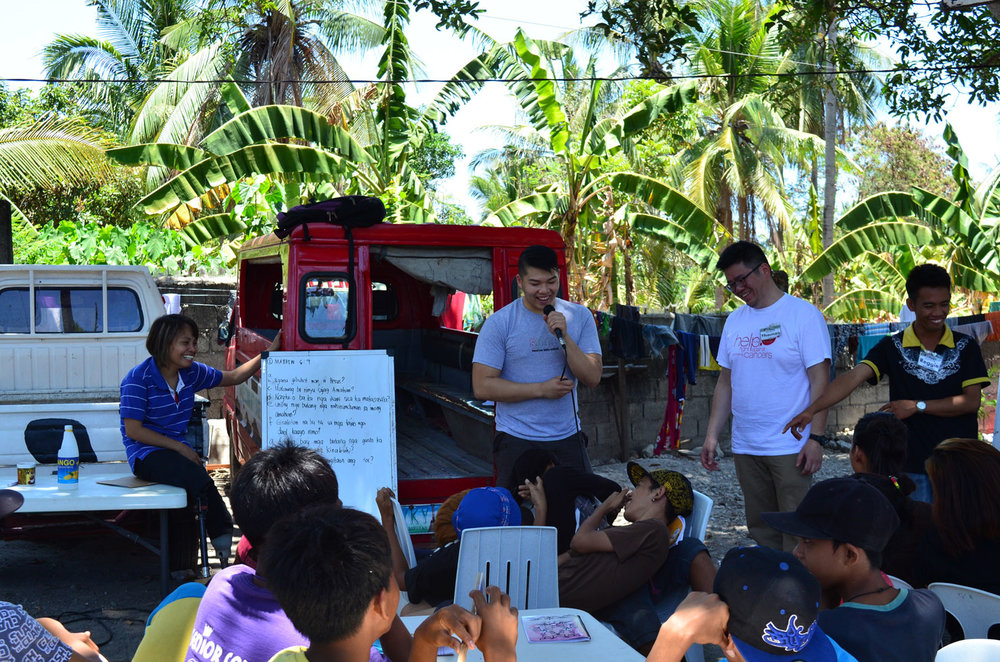 2016 Philippines Mission Trip -