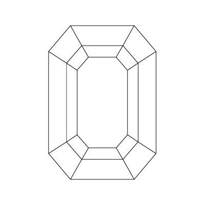 Octagon Cabochon