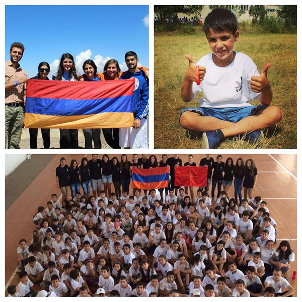 Images from the 2014 AYF Youth Corps program