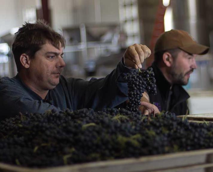 Ethan Lindquist Nomadica Winemaker