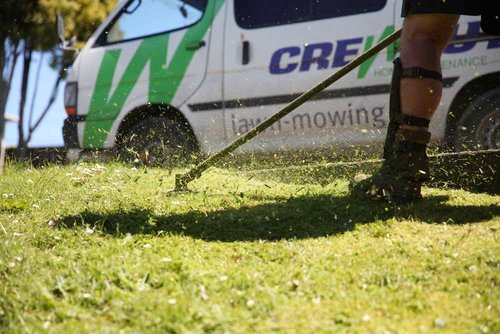 Lawn Mowing | Crewcut Lawn and Garden