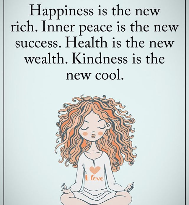 "Reposting @powerofpositivity:⠀ ...⠀ ""Double TAP if you agree.⠀ ⠀ Happiness is the new rich. Inner peace is the new success. Health is the new wealth. Kindness is the new cool.⠀ #powerofpositivity⠀ ⠀ #inspirationalquotes #quotes #positivethinking #inspiration⠀ #motivation #quotesoftheday #instaquotes #sayings #words#quotation⠀ #motivationalquotes #lifequotes #qotd #quotestagram #lifecoach⠀ #inspire #positivity #positivethoughts #life #like #love #follow"""