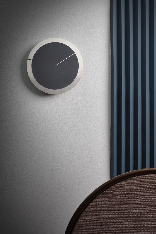 We Are Forms - Bloom Wall Clock -  Cualiti Photo Studio