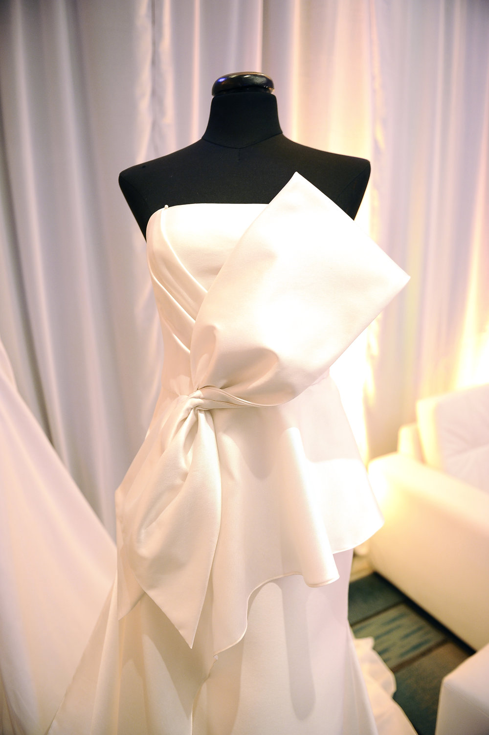 - Wedding Gown created by Vania Romoff